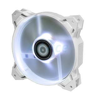 FAN CASE ID Cooling 120mm Riing SF-12025 (White LED)