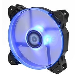 FAN CASE ID Cooling 120mm Riing SF-12025 (Blue LED)