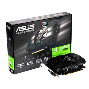 2GB GDDR5 GT1030 ASUS PH