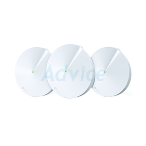 Whole-Home Mesh TP-LINK (Deco M5) Wireless AC1300 Dual Band (Pack 3)