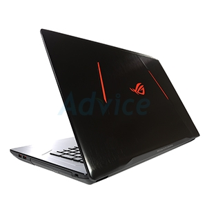 Notebook Asus ROG GL753VE-GC094 (Black)
