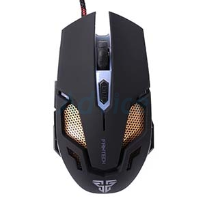 OPTICAL MOUSE FANTECH V2 GAMING (Black)