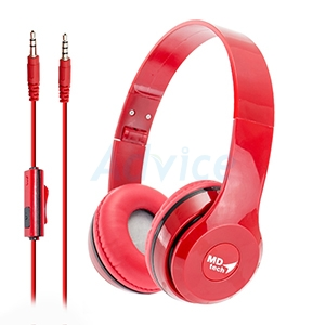 Headset MD-TECH (HS6) Red