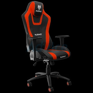 Chair Nubwo Emperor CH004 (Black-Red)