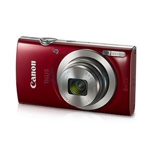 Digital Camera CANON IXUS185 (Red)