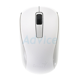 Wireless Optical Mouse GENUIS (NX-7005WH) White