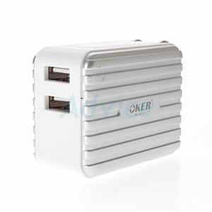 Adapter Dual USB Charger (3.4A UC-217)