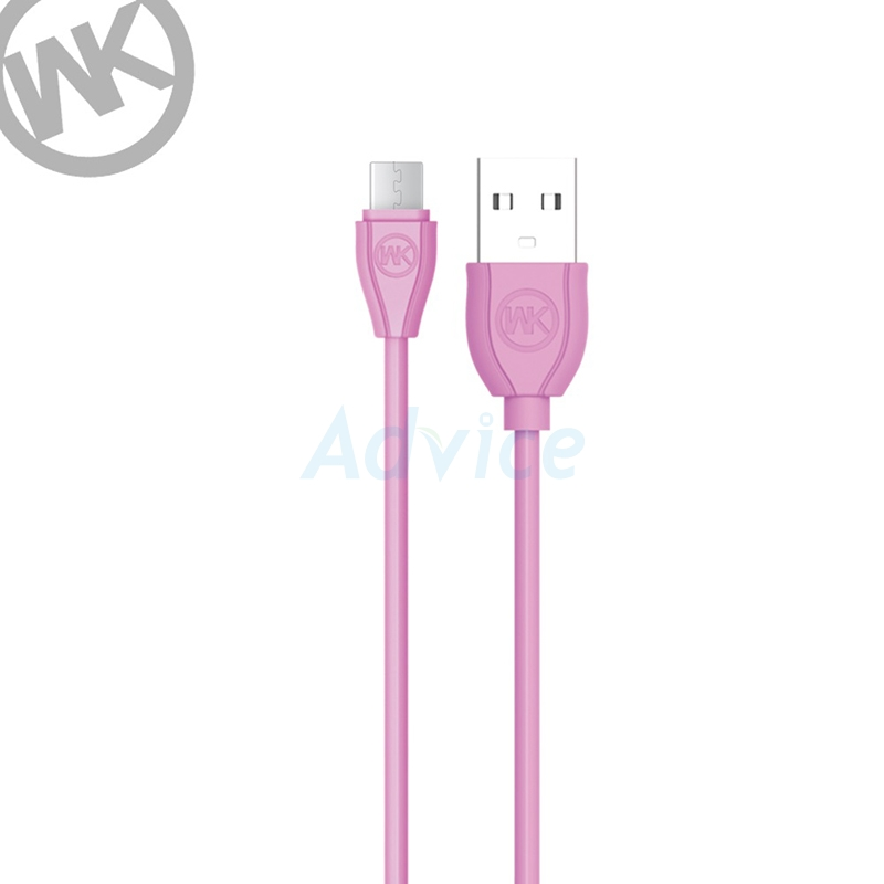 Cable USB To Micro USB (1M WKC-003)