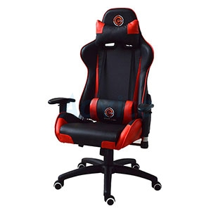 CHAIR Neolution E-Sport Y-2711 Artemis (Black-Red)