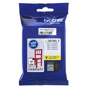 BROTHER LC-3619XL Y