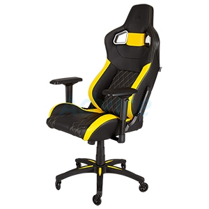 CHAIR Corsair T1 Race (Black-Yellow)