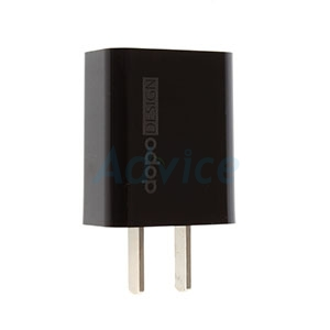 Adapter USB Charger + Micro USB Cable (D-UC11) 'DOPO' Black