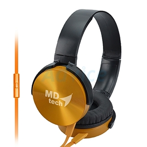 Headset MD-TECH (HS5) Gold
