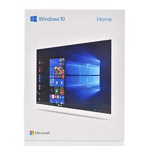 Windows 10 Home 32/64 Bit (FPP) KW9-00478
