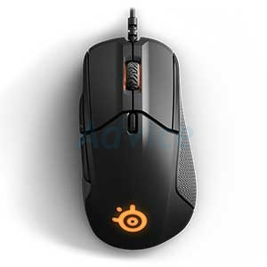 OPTICAL MOUSE STEELSERIES RIVAL 310 (BLACK)