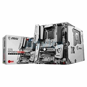 MSI Z270 MPower GAMING Titanium Edition