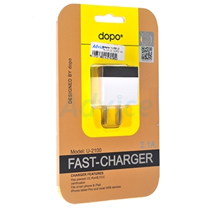 Adapter USB Charger (2.1A U-2100)