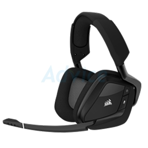 HEADSET (7.1) CORSAIR Void Pro RGB Wireless (Black)