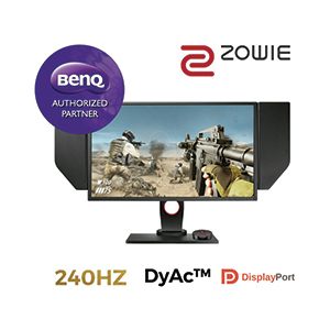 Monitor 24.5'' BENQ XL2546 (TN, DVI, HDMI, DP, USB) 240Hz