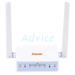 Router KASDA (KW5515) Wireless N300 (Lifetime Forever)