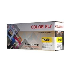 Toner-Re BROTHER TN-240 Y - Color Fly