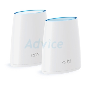 Whole-Home Mesh NETGEAR Orbi (RBK40) Wireless AC2200 Tri-band