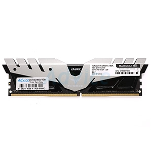 RAM DDR4(2400) 4GB TEAM Dark Gray