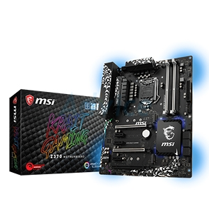 (1151V2) MSI Z370 KRAIT GAMING