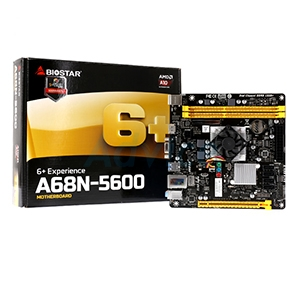 BIOSTAR A68N-5600 + CPU AMD A10-4655 (Quad-core2.0)
