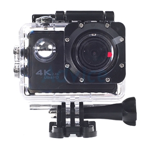 Action Camera 'HIKARI' V5 Pro 4K (Black)