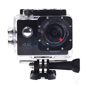 Action Camera 'HIKARI' V3 4K (Black)