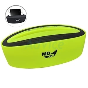 MD-TECH BLUETOOTH (MD-B32) Green/Black