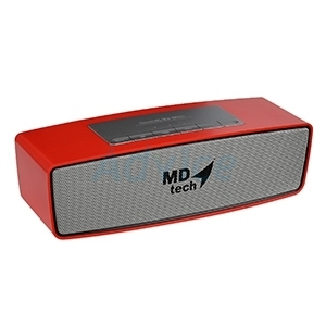 MD-TECH Bluetooth (S2028) Red