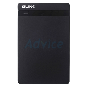 Enclosure 2.5'' SATA GLINK GHD11,USB3.0 (Black)