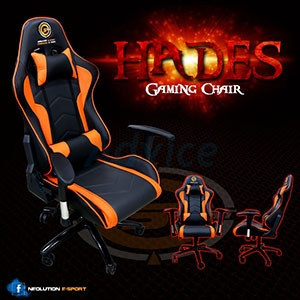 CHAIR Neolution E-Sport Hades (Black-Red)