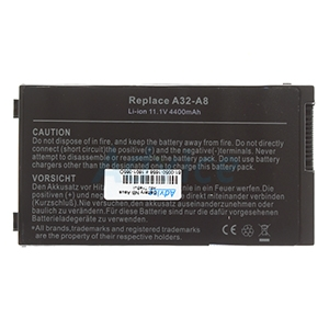 Battery NB ASUS A8J TheBull