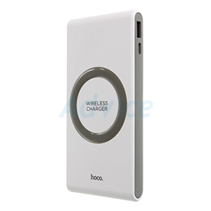 WIRELESS POWER BANK 8000 mAh 'HOCO' (B32) White