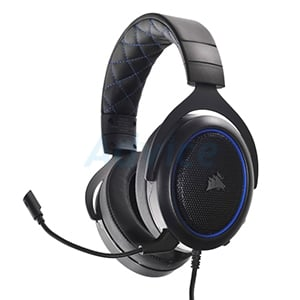 HEADSET (2.1) CORSAIR HS50 Stereo (Blue)