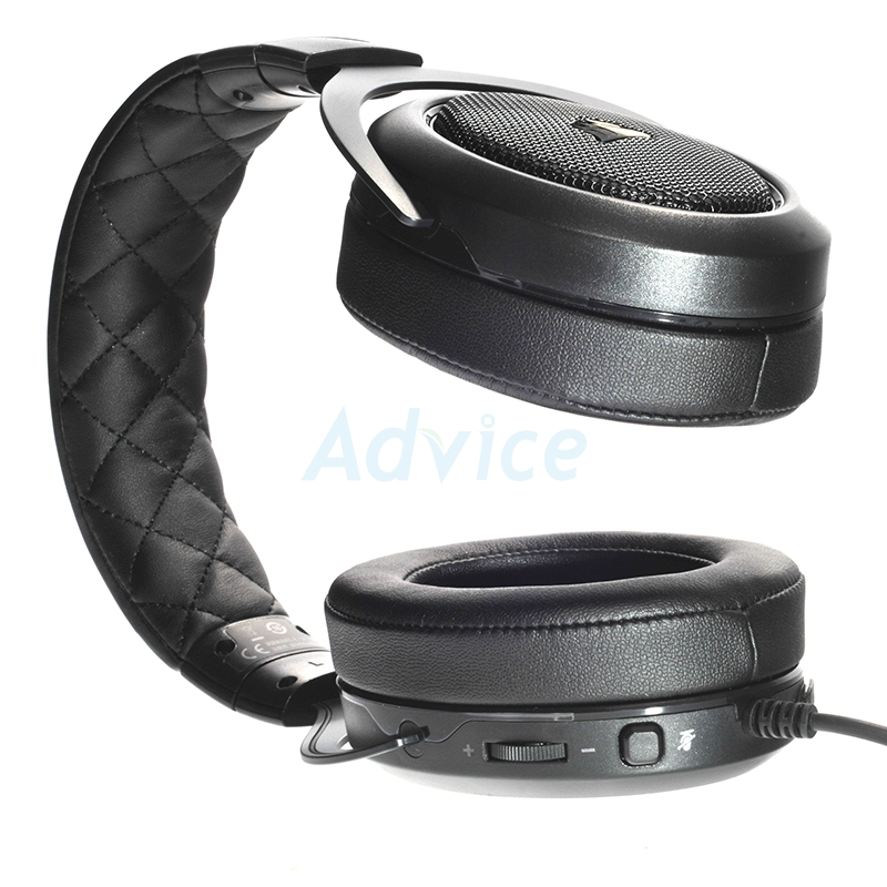 HEADSET (2.1) CORSAIR HS50 Stereo (Carbon)