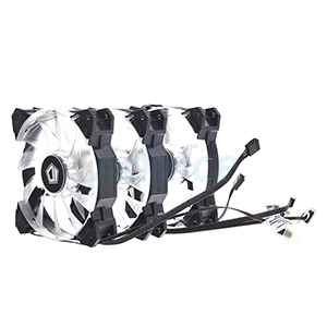 FAN CASE ID Cooling 120mm SF-12025 Trio RGB