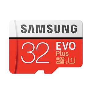 Micro SD 32GB SAMSUNG EVO Plus (95MB/s.)