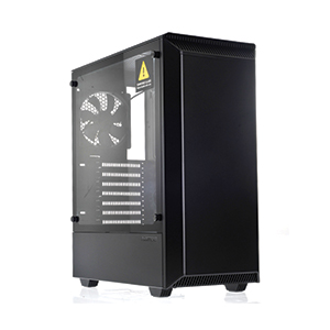 ATX Case (NP) Phanteks P300 (Black)