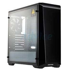 ATX Case (NP) Phanteks P400 (Black/White)