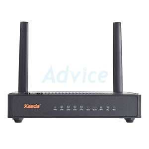 VDSL Modem Router KASDA (KW52295) Wireless N300 (Lifetime Forever)
