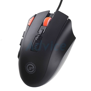 OPTICAL MOUSE NEOLUTION E-SPORT PANTHER RGB (BLACK)