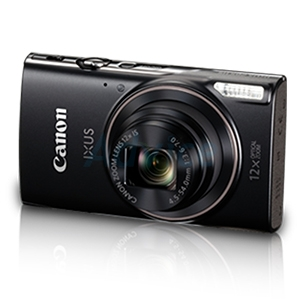 Digital Camera CANON IXUS285 (Black)