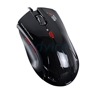 USB Optical Mouse MD-TECH (BC-818) Black