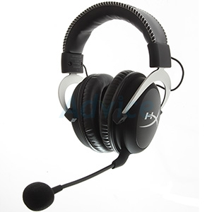 HEADSET (2.1) HYPER-X CLOUD SILVER