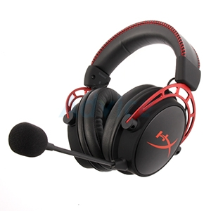 HEADSET (2.1) HYPER-X CLOUD ALPHA (RED)