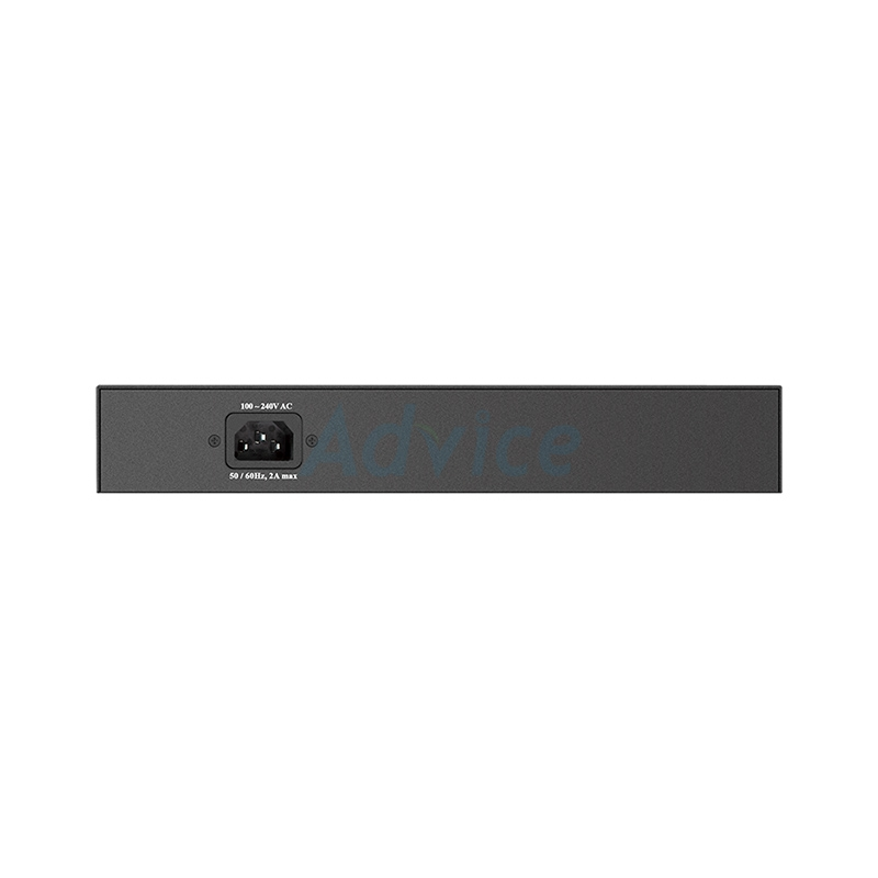 Gigabit Switching Hub D-LINK (DGS-1008MP) 8 Port PoE (11